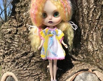 Blythe Easter Hanky dress