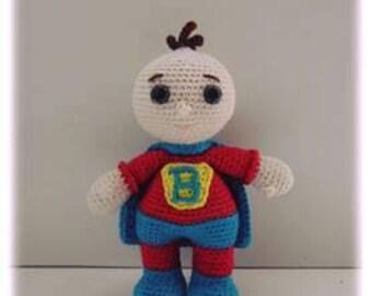 The super baby crochet tutorial PDF