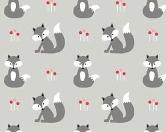 Foxy - grey