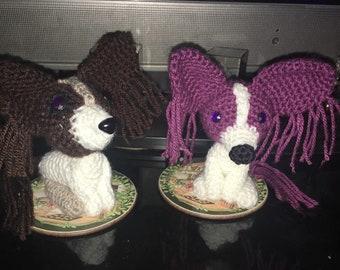 Amigurumi Cute dogs/puppies