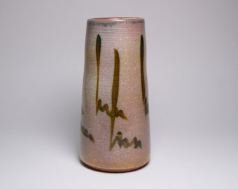 Vintage 1960s Poole Pottery Atlantis vase by Catherine Connett