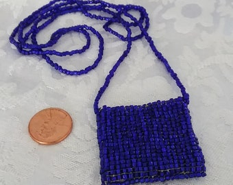 Beaded Amulet Bag