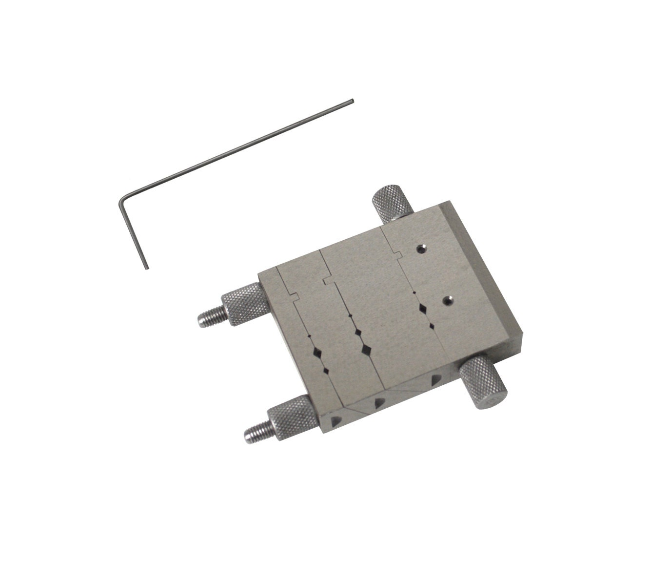 Stahl-Schraubstock Gehrung schneiden und Jig 45 60 90 Grad