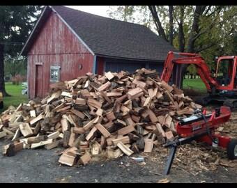 Firewood all hardwood and seasoned