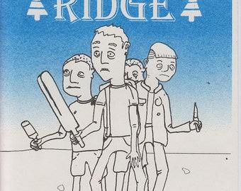 Pinecone Ridge: 60p short story