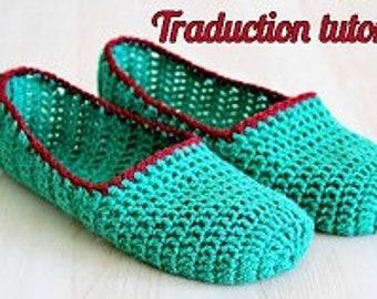 Translation tutorial: fa ballerinas shoes