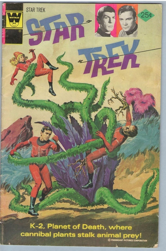 Star Trek 29 Mar 1975 VG- (3.5)