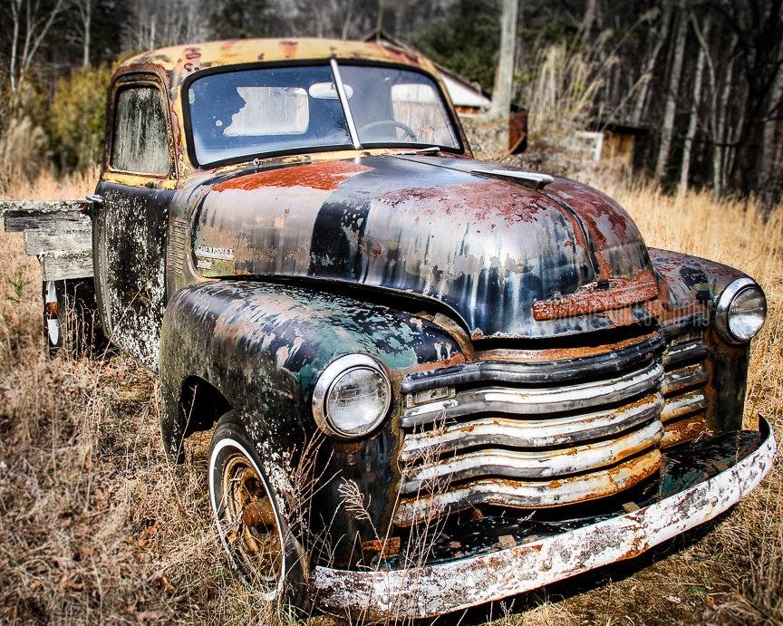 Lkw Garage Dekoration : Alte lkw fotografie oldtimer chevy jahrgang chevrolet