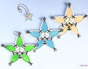 Kingdom Hearts Wayfinder - Charm Necklace (Full 3 Set)