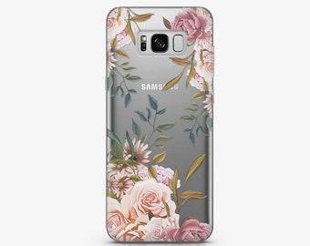 samsung galaxy s9 plus case floral