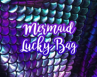 Mermaid Lucky Bag