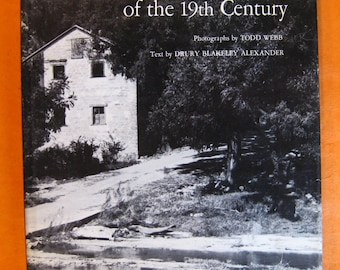 Texas Homes of the 19th Century by Drury Blakely Alexander