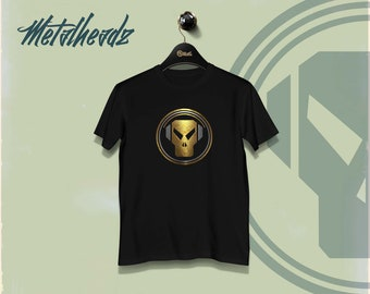 Metalheadz Drum n Bass Jungle Rave Goldie Music T-shirt