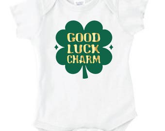 Good Luck Charm - Shirt/Onesie