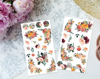 Autumn Breeze Flower - Set