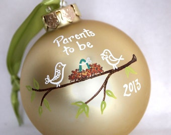 Expecting/Parents to be Ornament