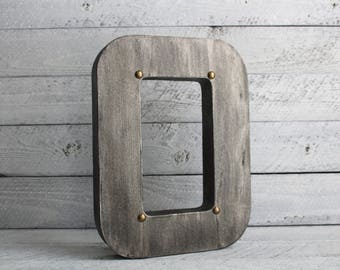 Metal Letters, Metal Signs, Custom Metal Signs, Rustic Letters, Rustic Wall Decor, Industrial Letters, Industrial Rustic, Gold Metal Letters