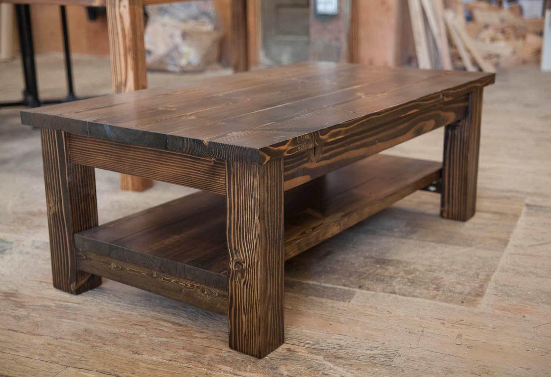 farmhouse coffee table  rustic coffee table  solid wood farmhouse coffeetable  built to. farmhouse coffee table rustic coffee table solid wood