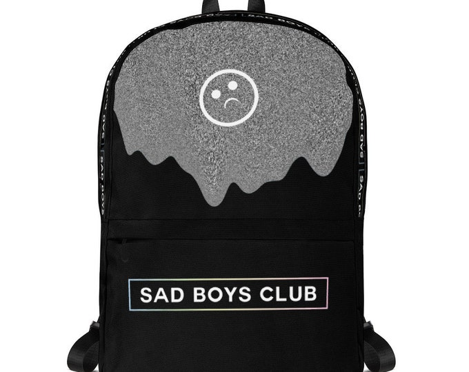 Sad Boys Club Backpack