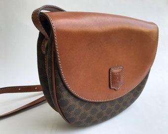 Vintage Celine Saddle Bag (M07)