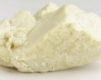FREE SHIPPING USDA Certified Organic Cold Pressed Wild Harvest White/ Ivory Shea Butter 1/4 oz sample, 1,2,8,16 oz 3,5,10,25 lb Grade A++