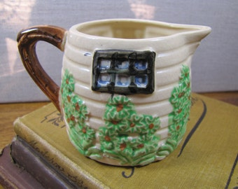Beehive Cottage Creamer