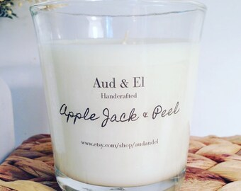 Personalized Candle Labels, Candle Labels, Custom Candle Labels, Party Favors, Custom Stickers, Clear Stickers