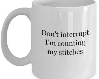 cross stitch world, beginner embroidery,statement mug,cross stitch,funny cross stitch,funny mug,crossstitch,needlecraft,sewing & needlecraft