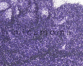 Cosmetic Grade Purple Glitter 008 - For Indie franken nail polish