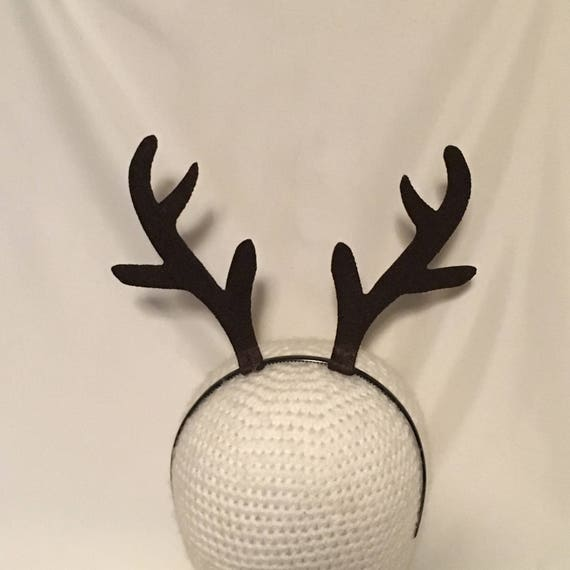 Antlers deer elk reindeer frozen sven headband birthday party