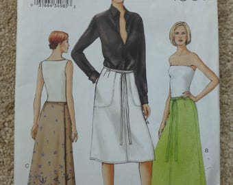 Vogue pattern 7590 Very easy Vogue Size 12-14-16