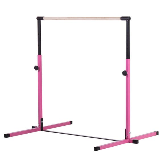 la gymnastique barre r glable barre de gymnastique. Black Bedroom Furniture Sets. Home Design Ideas