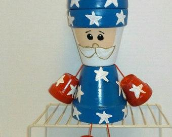 Uncle Sam Dangler