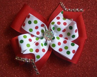 Double stack pinwheel bow