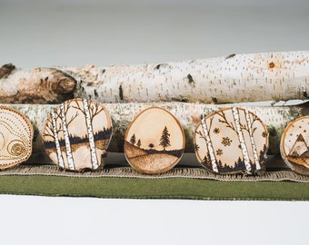 Birch Slices