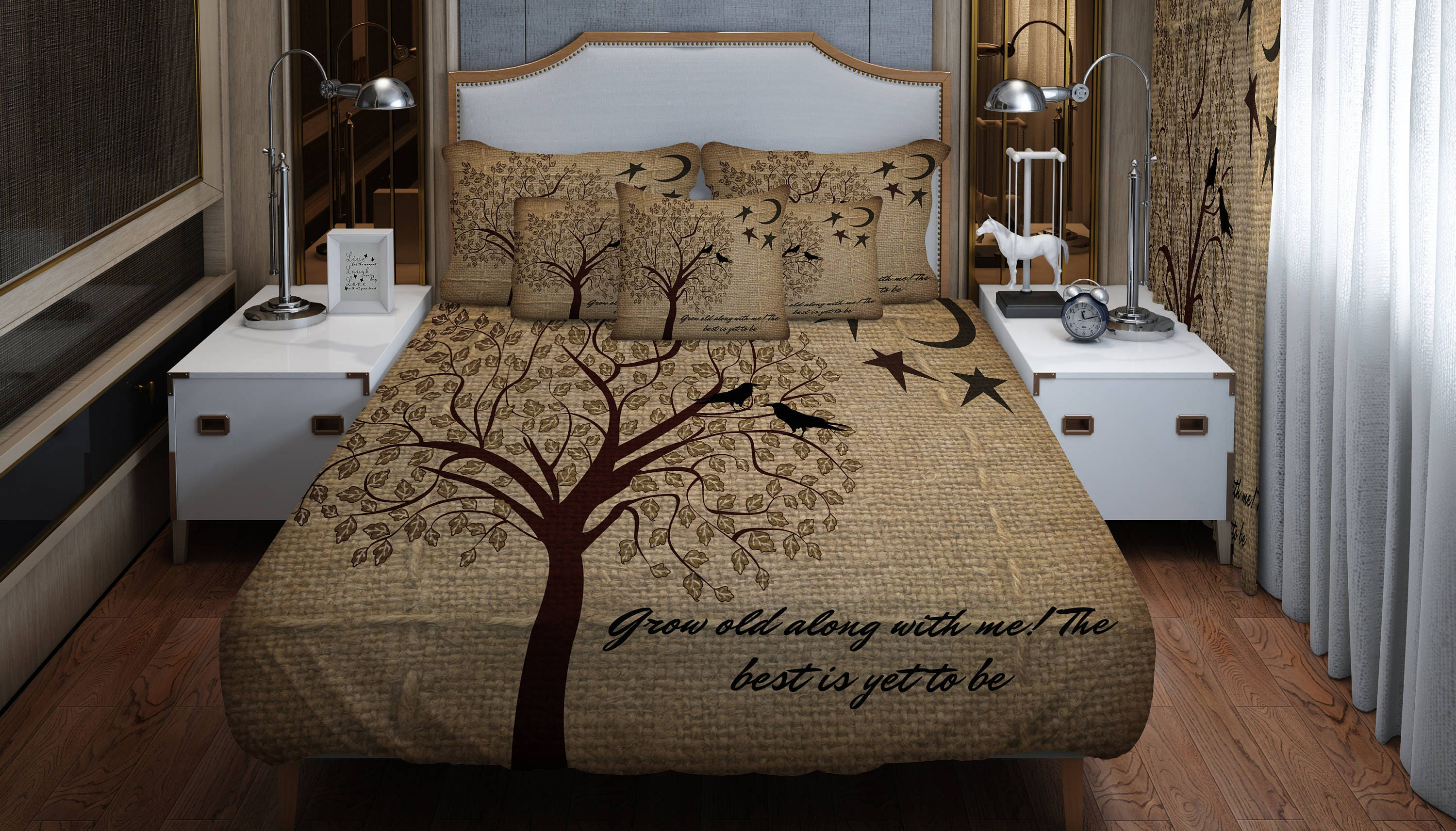 chic duvet faux home bedding them sets have radiance and you comforter will rustic textiles shirred why covers silk