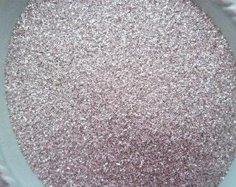 German Glass Glitter - Silver - 90 Grit - 1 ounce