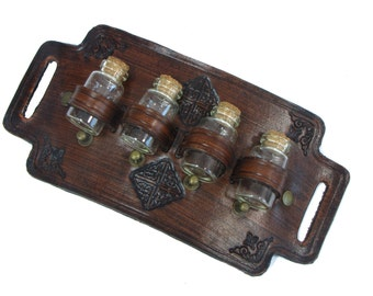 Potion holder fantasy and steampunk