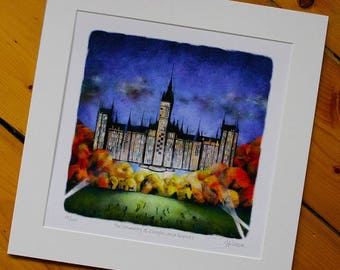 The University of Glasgow, and Beyond!