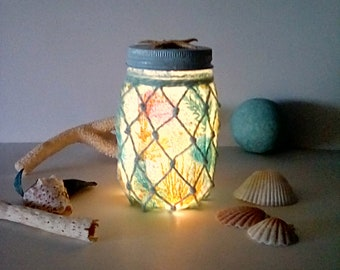 Beach Jar Light