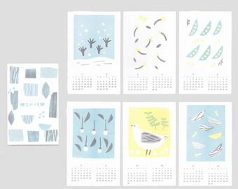 SALE!!【30%OFF】201 Card Calendar