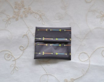 Cloth Pad Wrapper, Mini Wet Bag