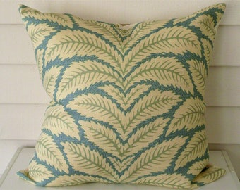 Pair of Ready to Ship Talavera Pillow Cover