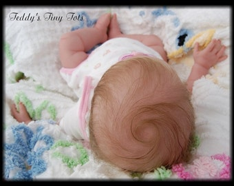 Tutorial Reborn Baby Doll Hair Rooting Instructions PDF BEST SELLING