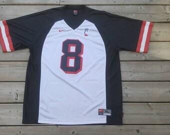 Cincinnati Bearcats Nike College Football Jersey #8 Size XL Men's NCAA Sports