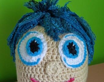 Crochet joy hat