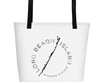 Long Beach Island Beach Bag