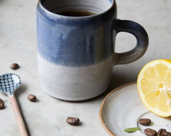 Rustic Stoneware Cup