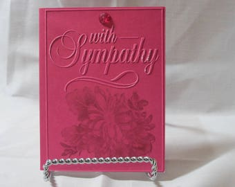 Gorgeous Sympathy card
