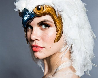 Customizable Sorceress headdress....